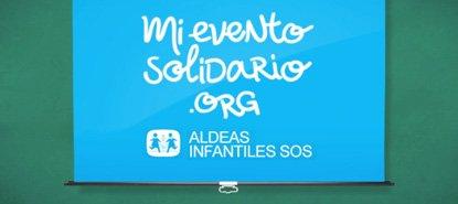 QuicoRubio.com > Mi Evento Solidario / Aldeas Infantiles