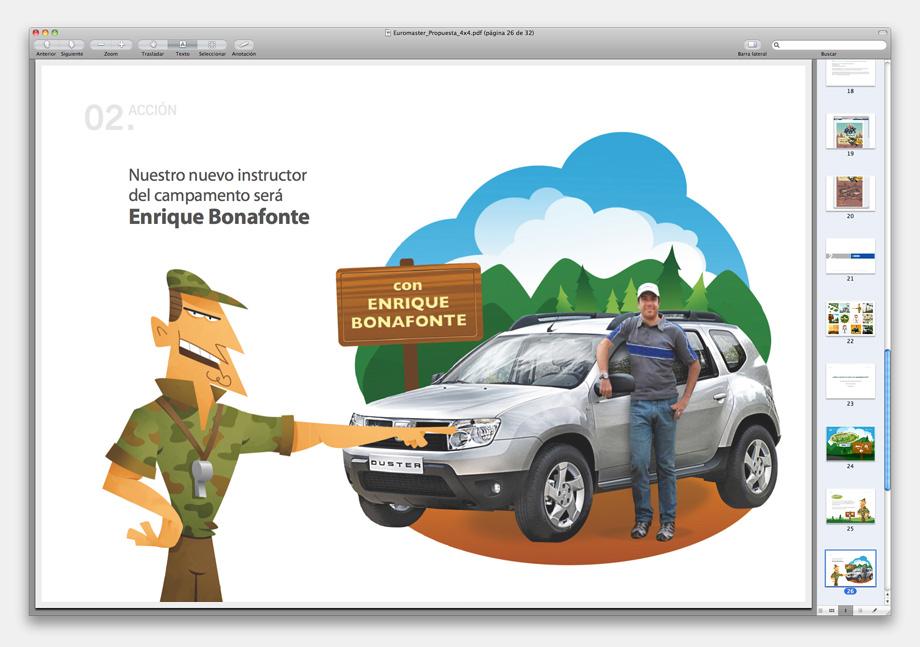 QuicoRubio.com > Promo ERM 4x4 2