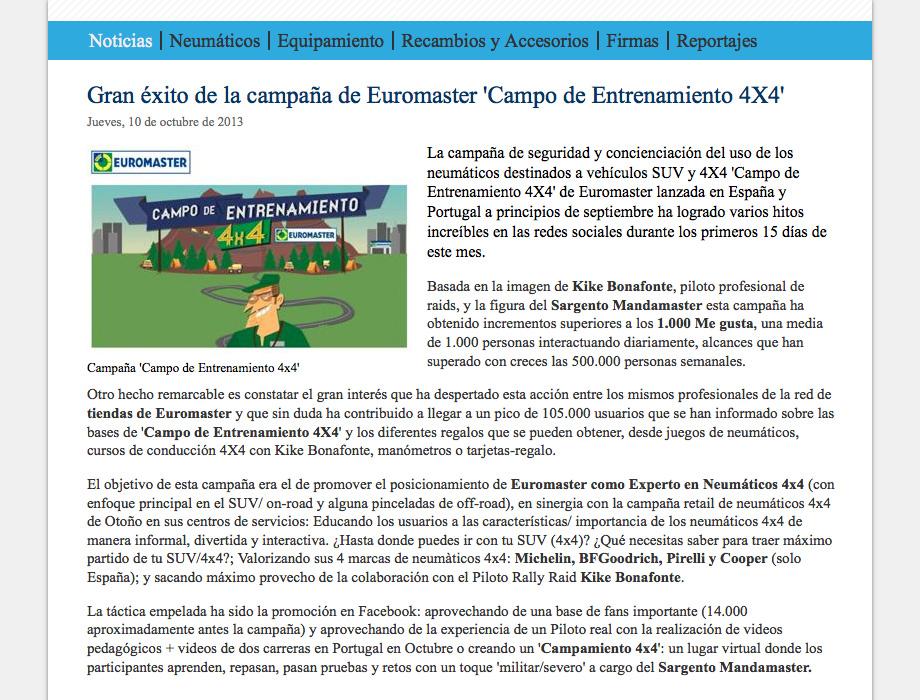 QuicoRubio.com > Promo ERM 4x4 8