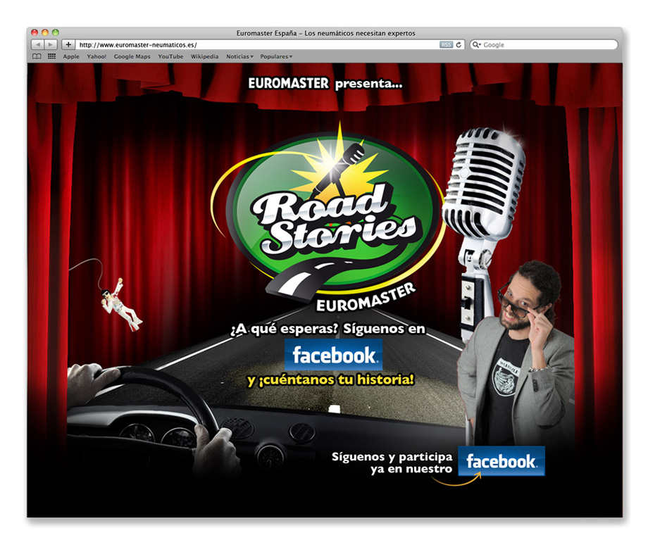 QuicoRubio.com > Road Stories ERM 3