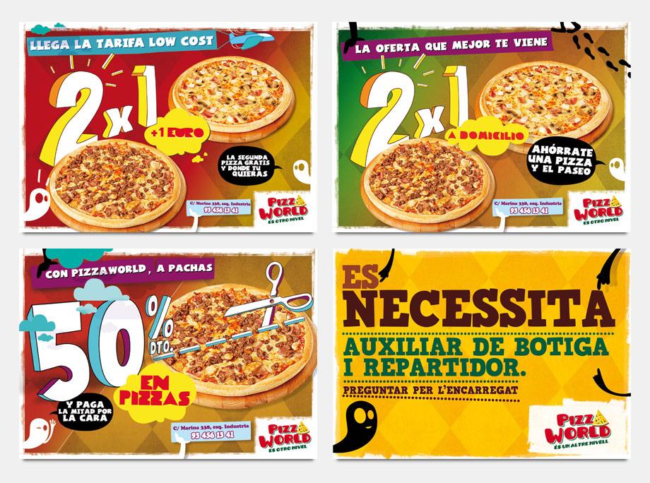 QuicoRubio.com > PizzaWorld 5