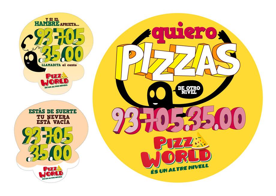 QuicoRubio.com > PizzaWorld 6