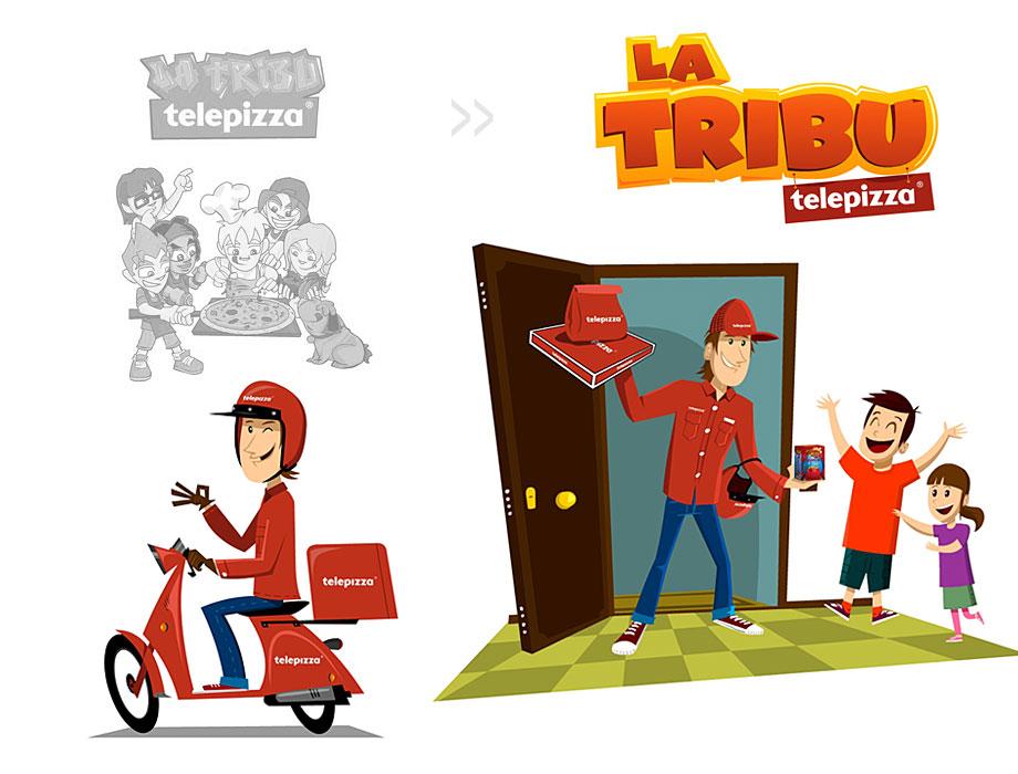QuicoRubio.com > LaTribu Telepizza 1