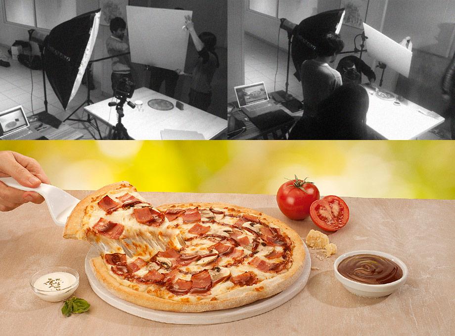 QuicoRubio.com > Telepizza Fotografía 1