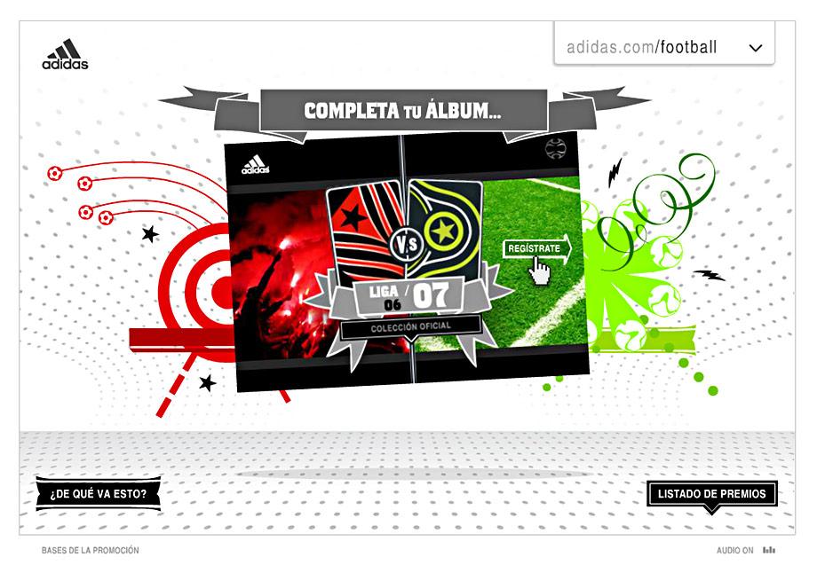 QuicoRubio.com > Adidas Football Album 2