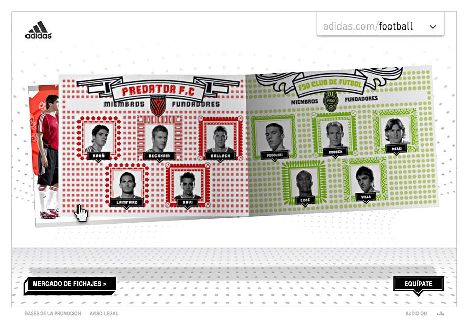 QuicoRubio.com > Adidas Football Album 3