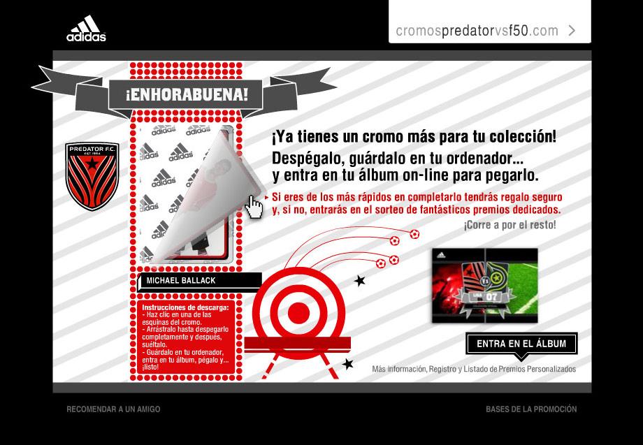 QuicoRubio.com > Adidas Football Album 5