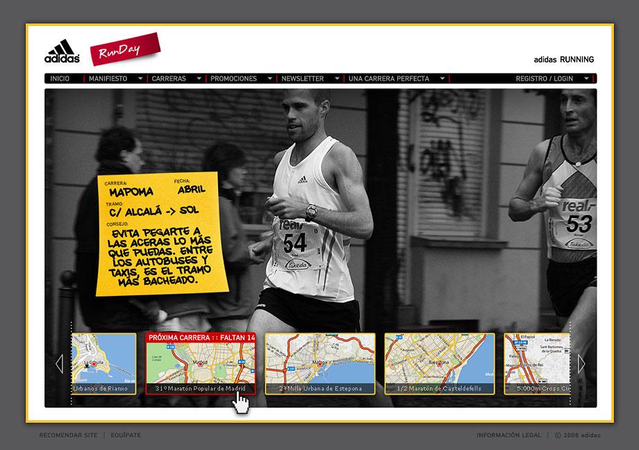 QuicoRubio.com > Adidas Runday 1
