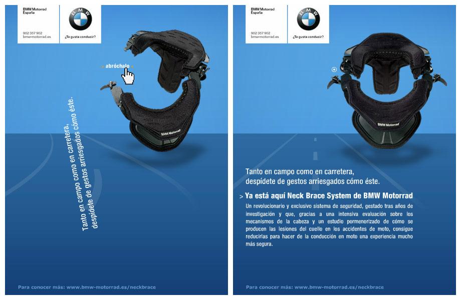 QuicoRubio.com > BMW NeckBrace System 2