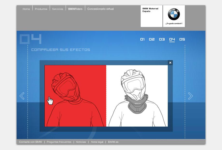 QuicoRubio.com > BMW NeckBrace System 3