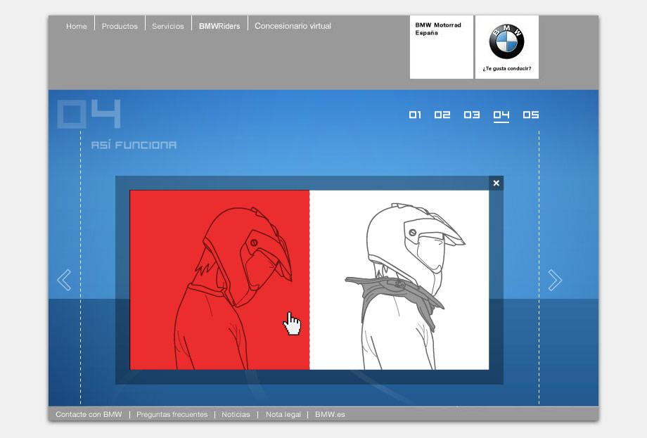 QuicoRubio.com > BMW NeckBrace System 4