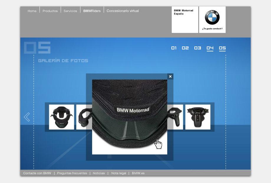 QuicoRubio.com > BMW NeckBrace System 5
