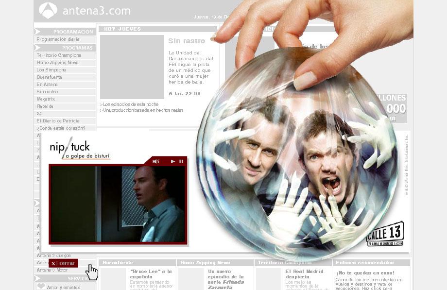 QuicoRubio.com > Calle13 Nip-Tuck 3
