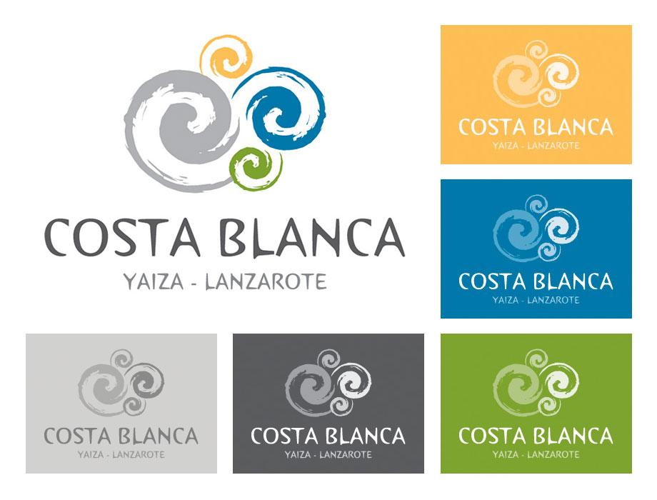 QuicoRubio.com > Logo Costa Blanca Yaiza Lanzarote
