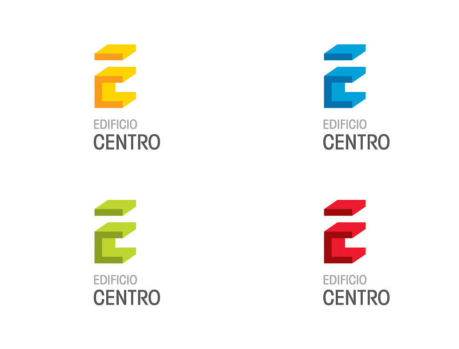 QuicoRubio.com > Logo Edificio Centro