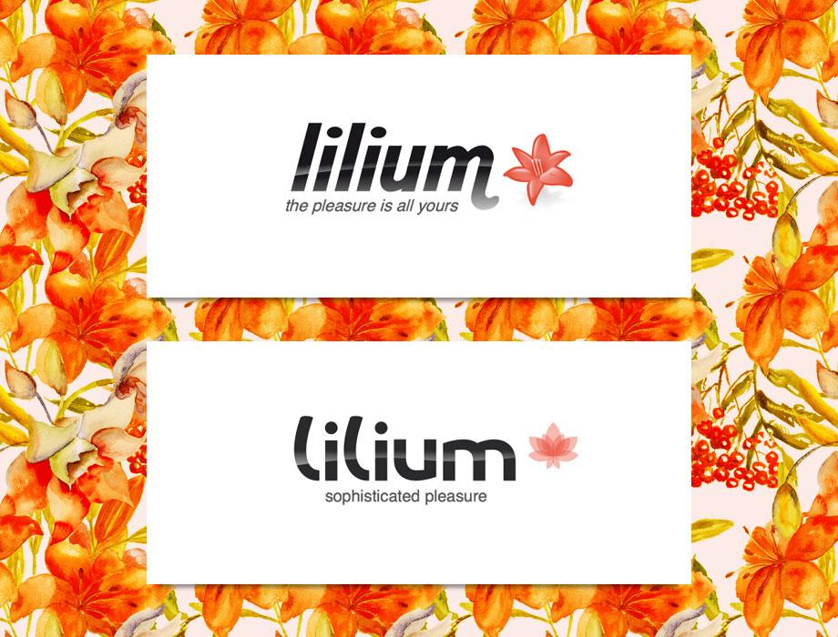 QuicoRubio.com > Logo Lilium