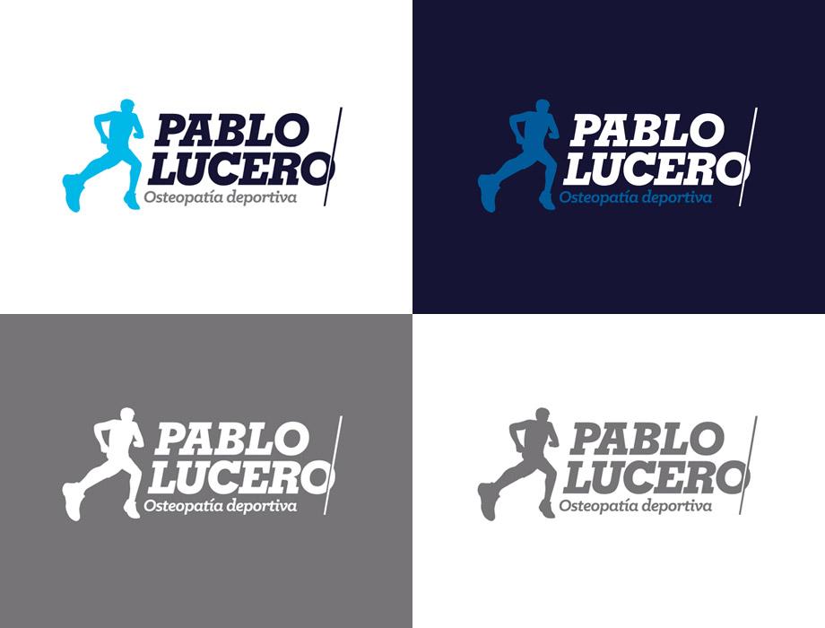 QuicoRubio.com > Logo Pablo Lucero
