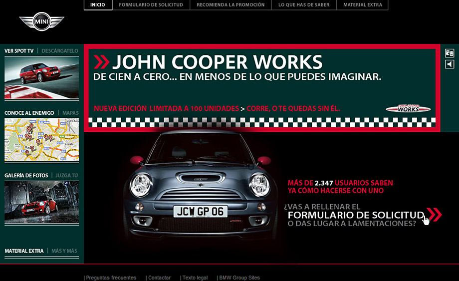 QuicoRubio.com > MINI John Cooper Works 4