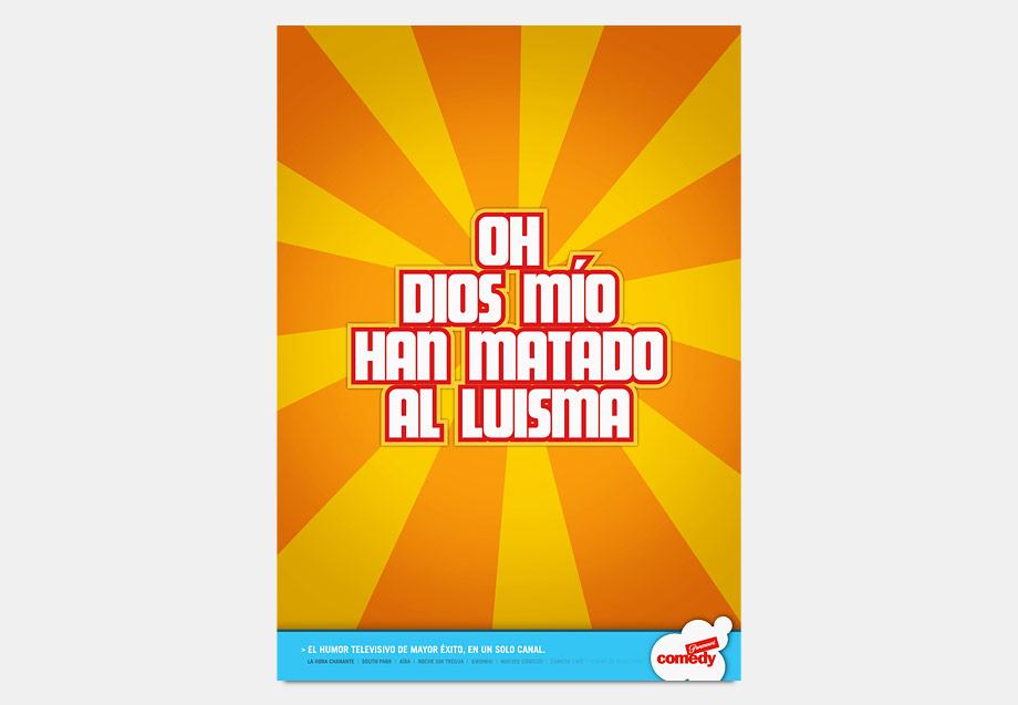 QuicoRubio.com > Paramount Comedy 2