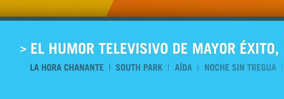 QuicoRubio.com > Paramount Comedy 3