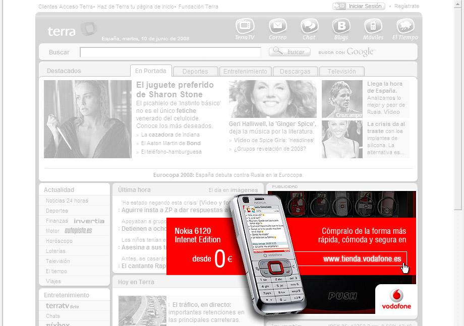 QuicoRubio.com > Vodafone Vending Machine 6