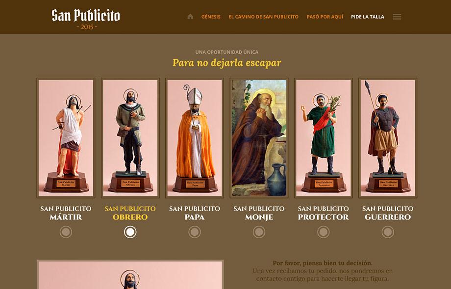 Quico Rubio > San Publicito 3