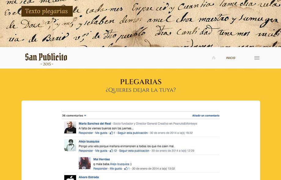 Quico Rubio > San Publicito 5