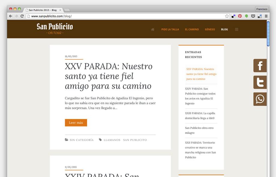 Quico Rubio > San Publicito 6