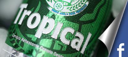 Cerveza Tropical RR.SS.
