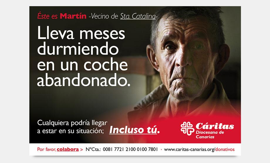 Cáritas Canarias 2